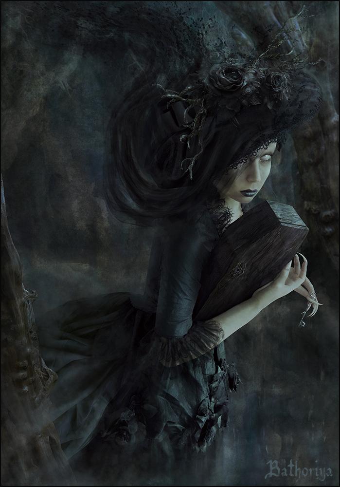 Keeper of secrets by Bathoriya