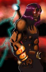 Conan by rayphoton