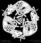 Rat Knotwork