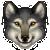 Free Avatar:  Wolf II by dakazi