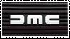 DeLorean DMC Logo Stamp