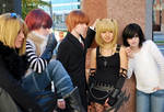 We're All Going Down - Death Note Group
