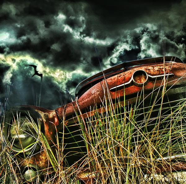 old car by freatmah