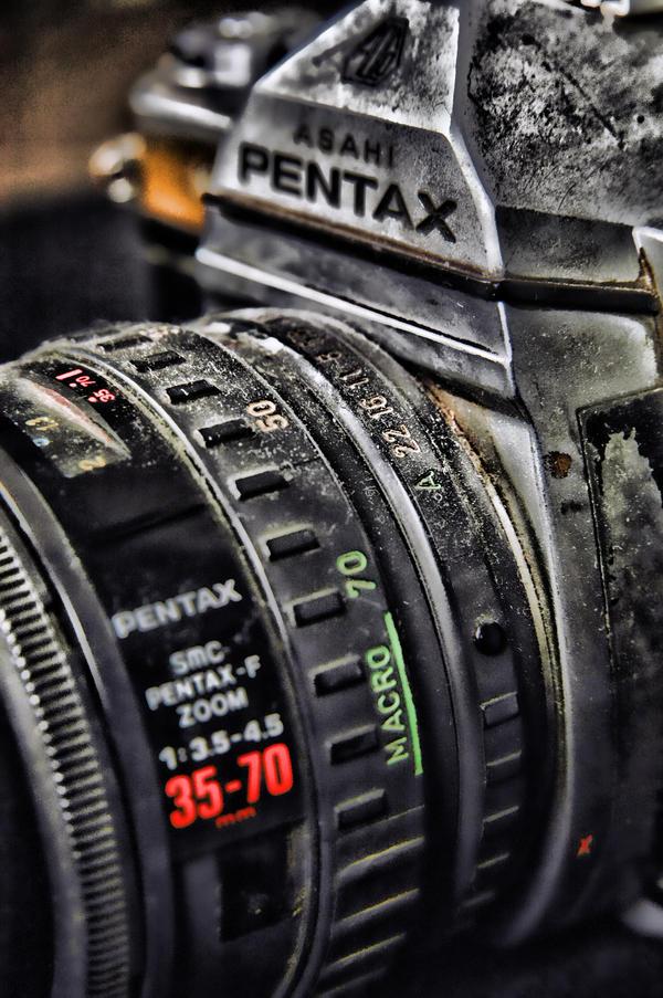 Pentax by freatmah