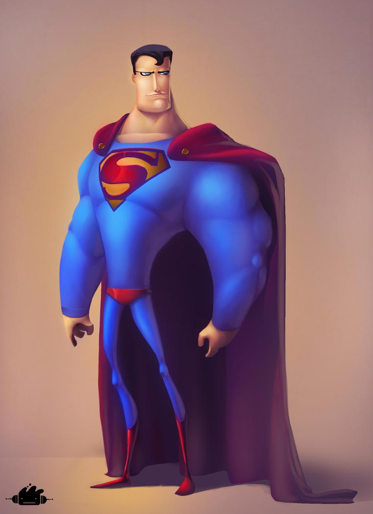 Superman by ThePatoNegro