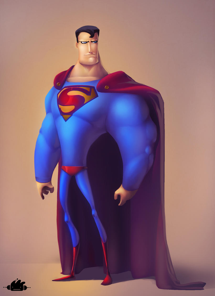 Superman by ThePatoNegro