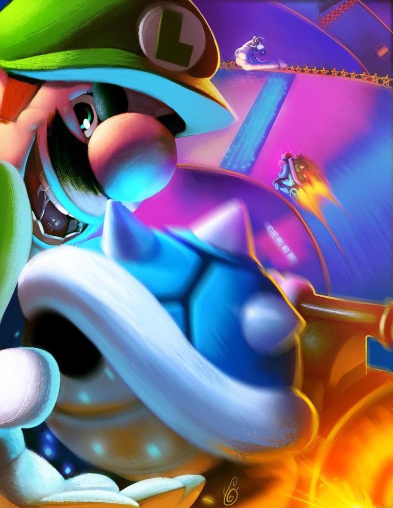 Luigi by ThePatoNegro