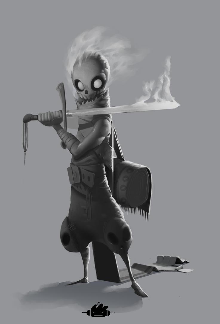 Skull by ThePatoNegro