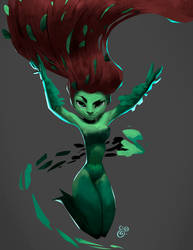 Ivy poison by ThePatoNegro