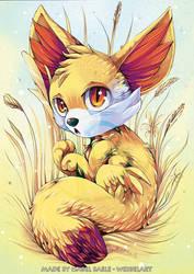 Pokemon: Fennekin