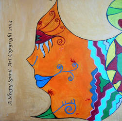 Butterfly Mask 1 by Asleepyspiritart