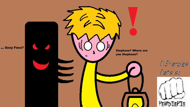 Pewdiepie Amnesia Fanart- Looking for Stephano by ...