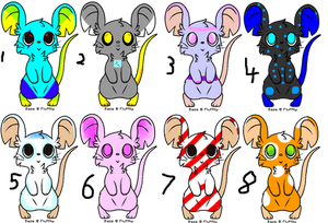 (Points) Adoptable Mouse Characters (OPEN)