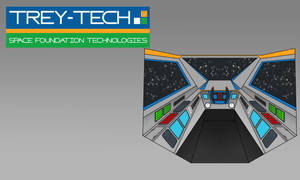 Spaceship Cockpit design by Saza-Productions