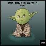 Yoda - May the 4th