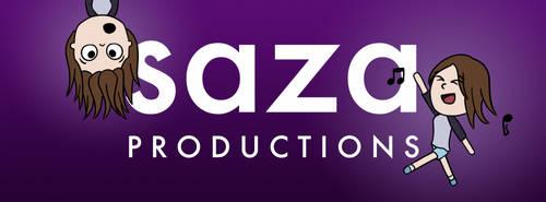 Saza Productions Banner by Saza-Productions