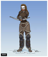 Astrid - My Ark Character