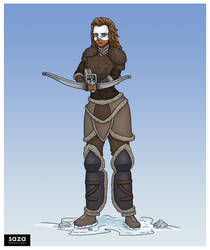 Astrid - My Ark Character by Saza-Productions