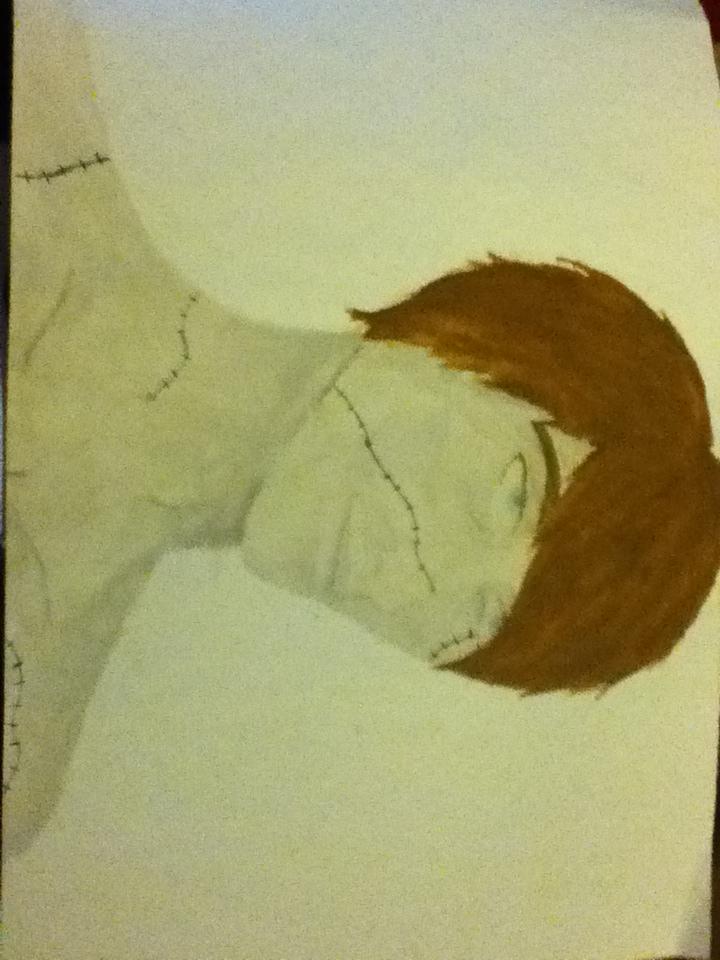 Failed watercolour? I think so. by MrShenise