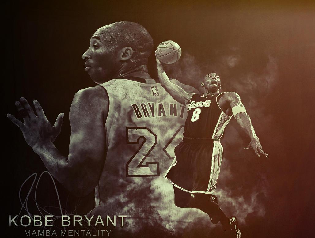 Kobe Bryant forever ! by AYGBMN