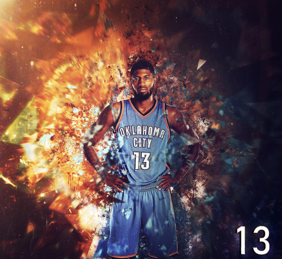 Paul George 13 by AYGBMN