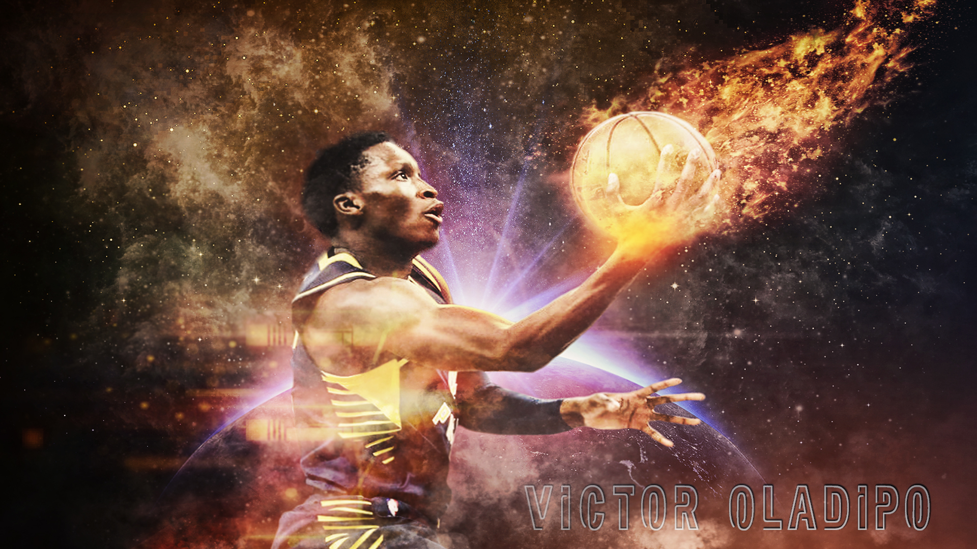 VICTOR OLADIPO it's to FIRE ! by AYGBMN