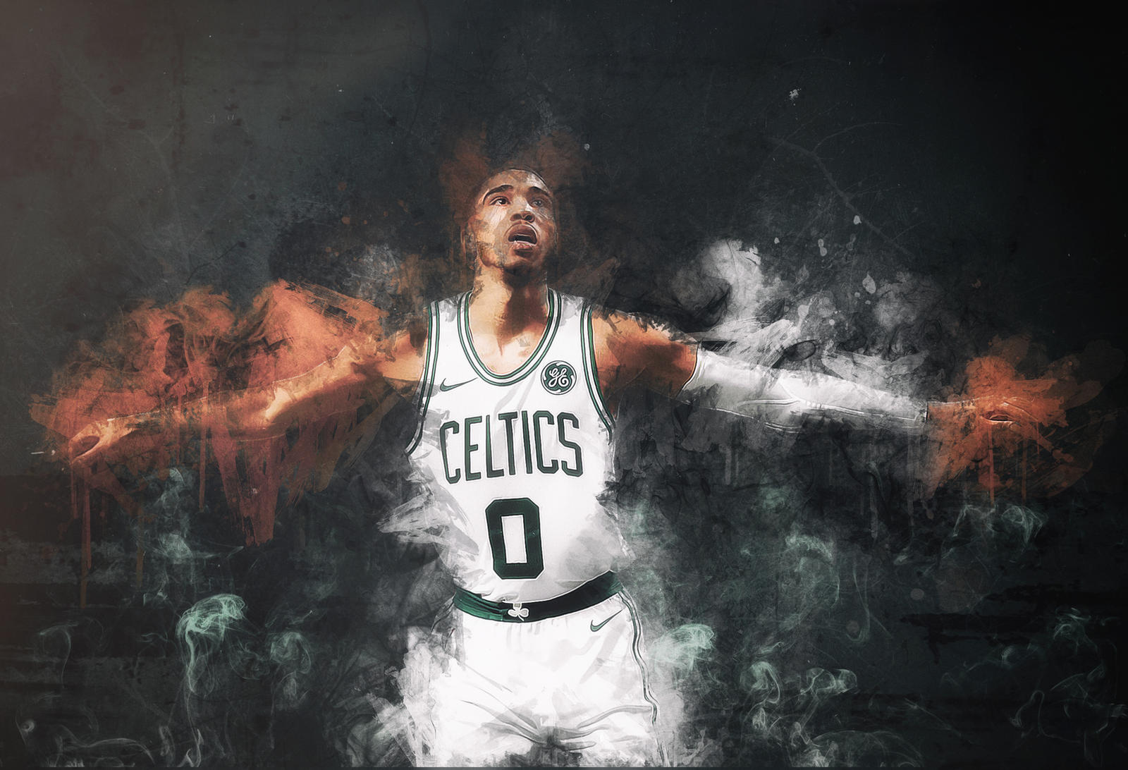 Jayson Tatum - My dream is to fly by AYGBMN