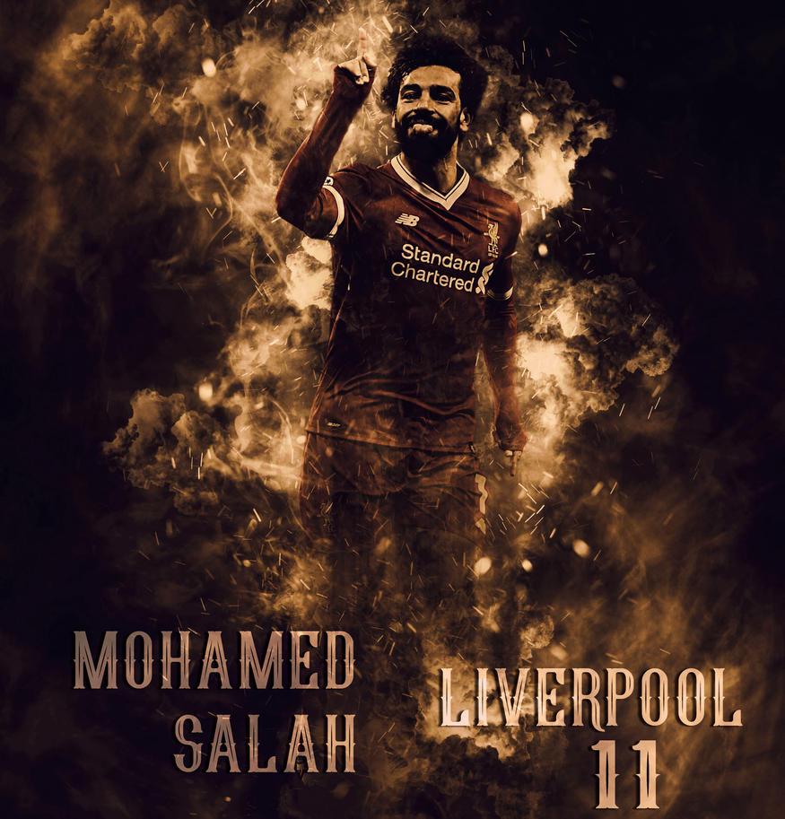 Mohamed Salah ! by AYGBMN