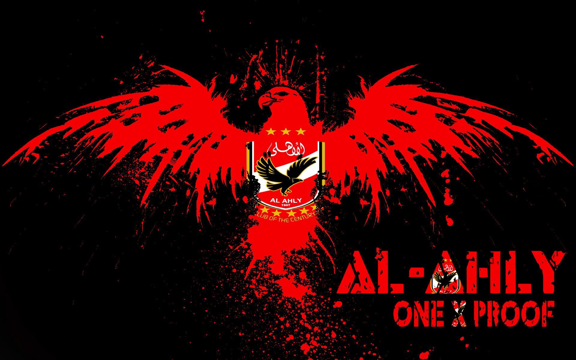 al ahly by onexproof designs interfaces editorial design ahly egyptian ...