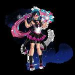 Commission: Sailor RhoChi