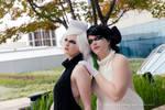 Splatoon Cosplay: Callie and Marie VKS
