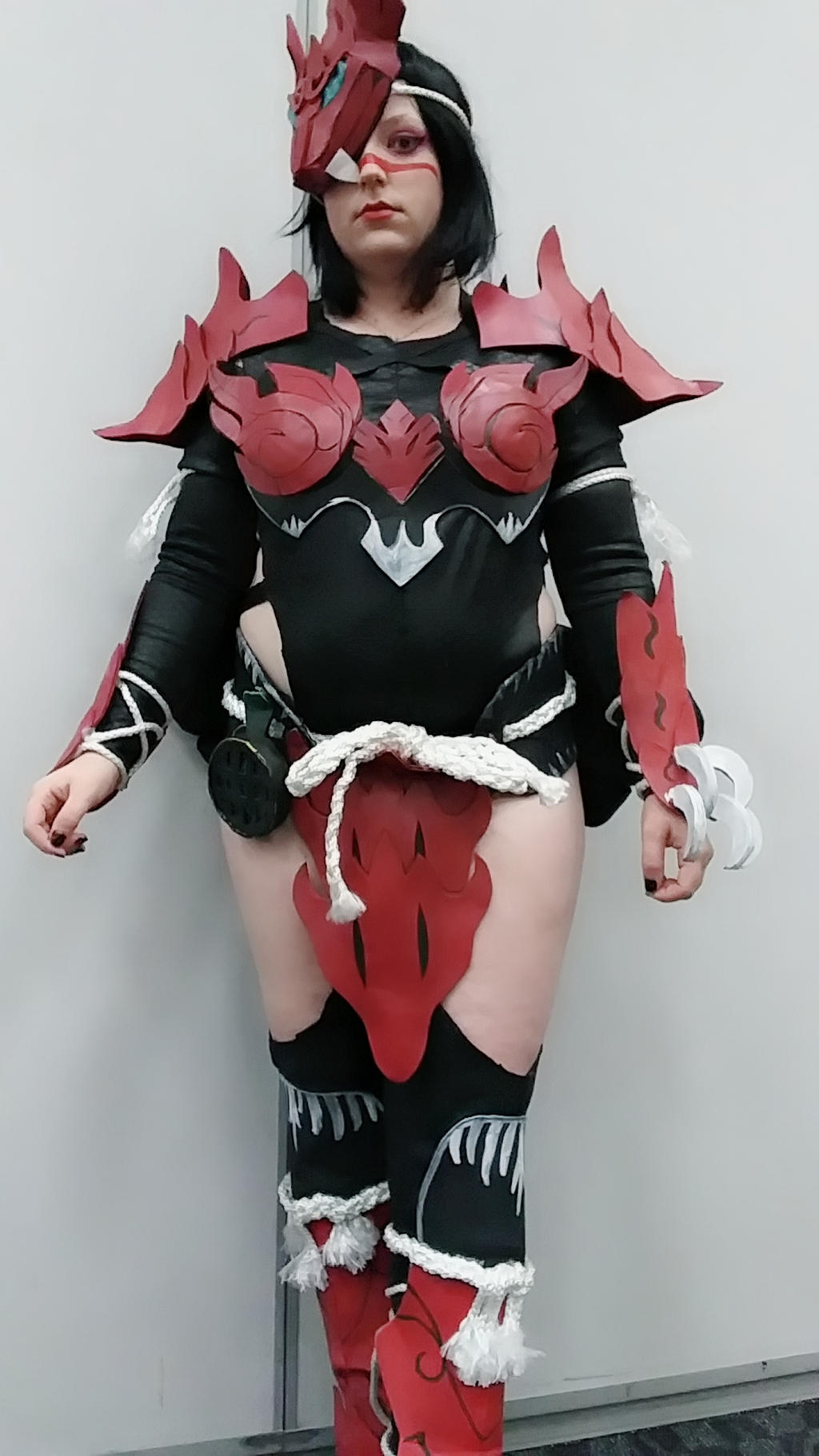 Monster Hunter World Cosplay Odogaron Hunter By Koiykeuchiha On