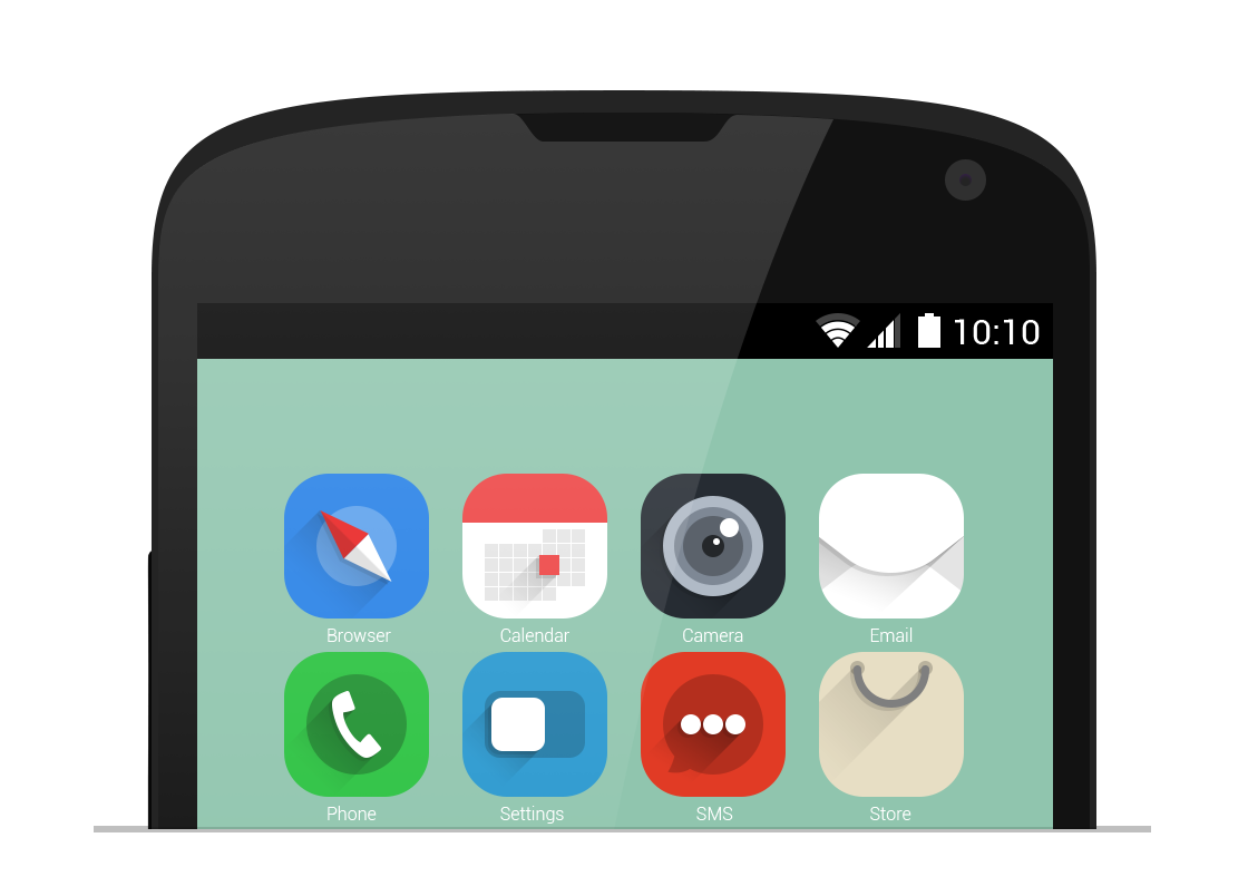 Novus Icons Preview by FFra