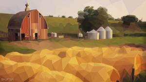 Farming paradise by Shufter