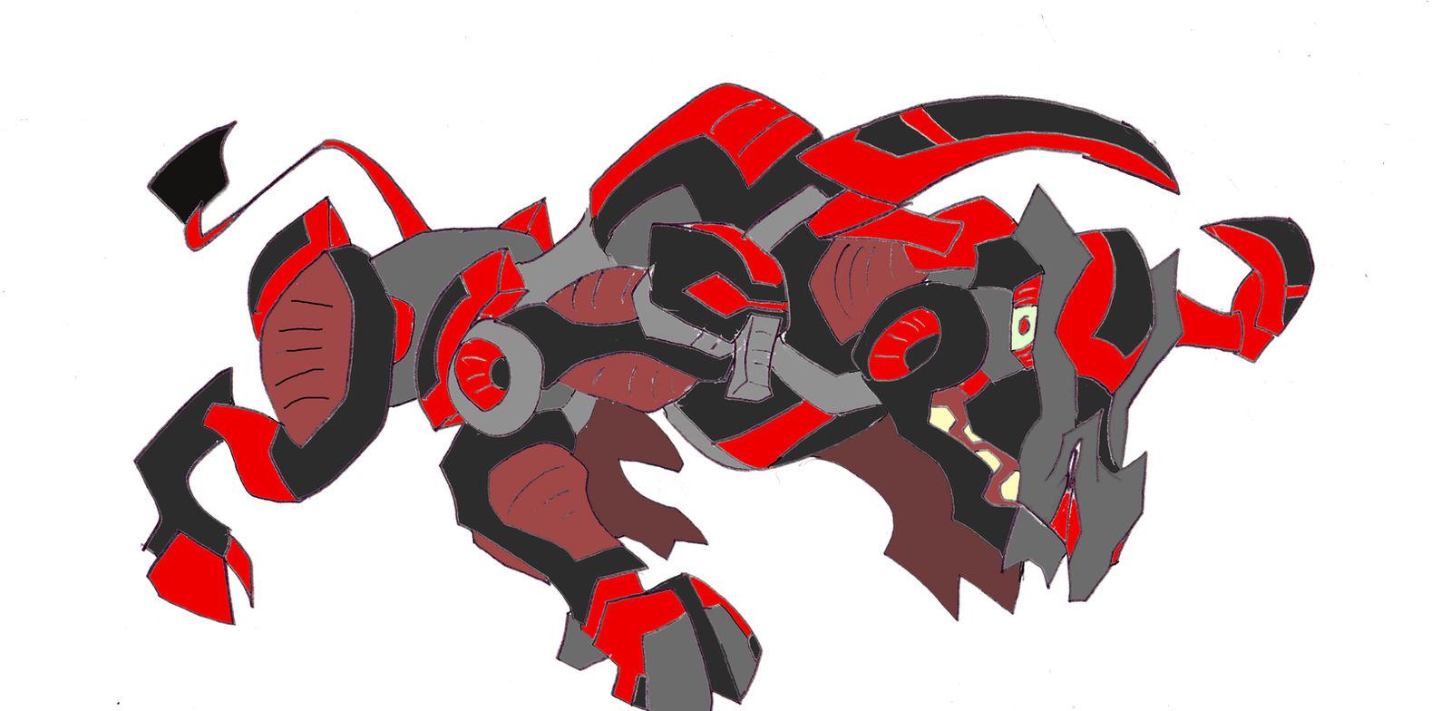 BB- Kane-Ra color ref.