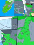 Sonic fan level design map 7