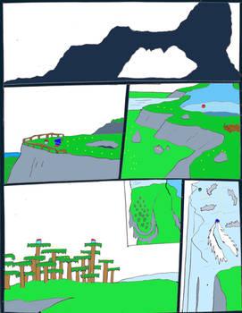 Sonic fan level design map 9