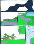Sonic fan level design map 9 by NickOnPlanetRipple
