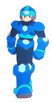 A New Mega Man? by NickOnPlanetRipple