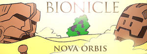 Bionicle- Nova Orbis- Cover