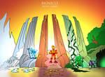 Bionicle- Nova Orbis- Toa Suva