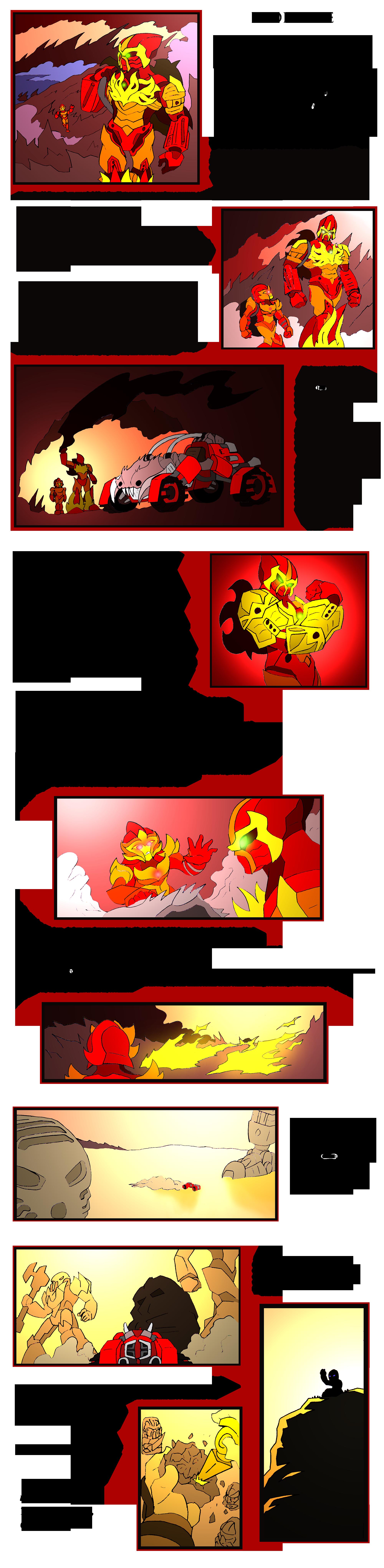Bionicle- N.O.- Mystery of the Toa Miro- Prologue