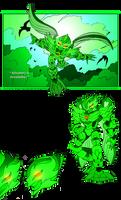 Bionicle- Nova Orbis- Toa Venti Bio by NickOnPlanetRipple