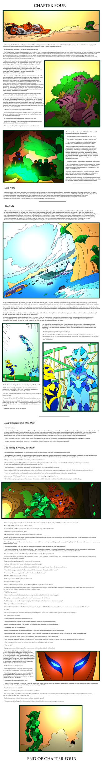 Bionicle- Nova Orbis- Mystery- Chapter 4 by NickinAmerica