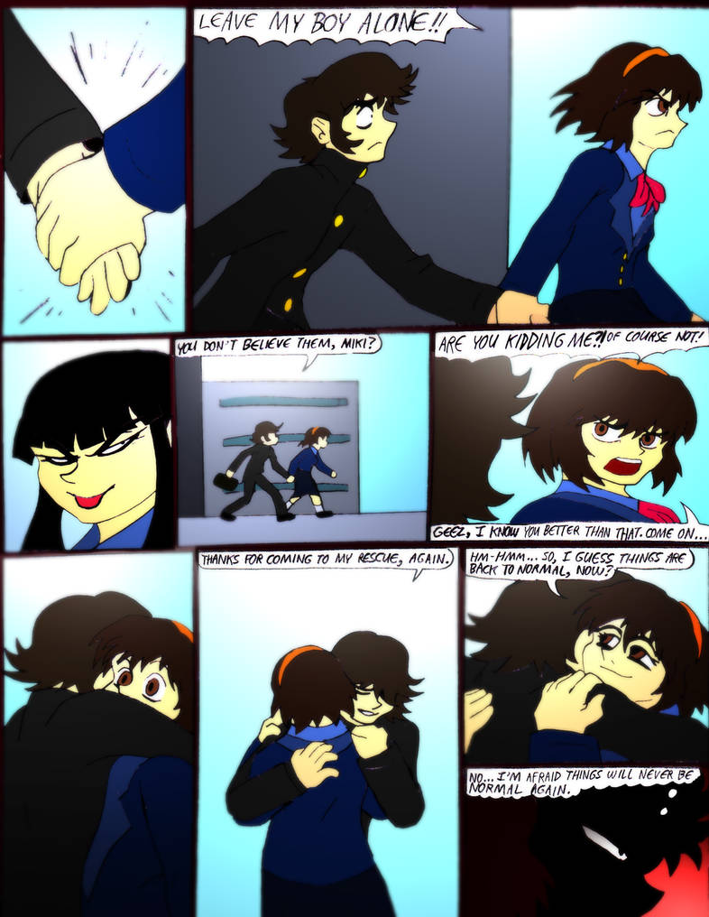 Rise of the devilman 121 leave my boy alone by nickonplanetripple