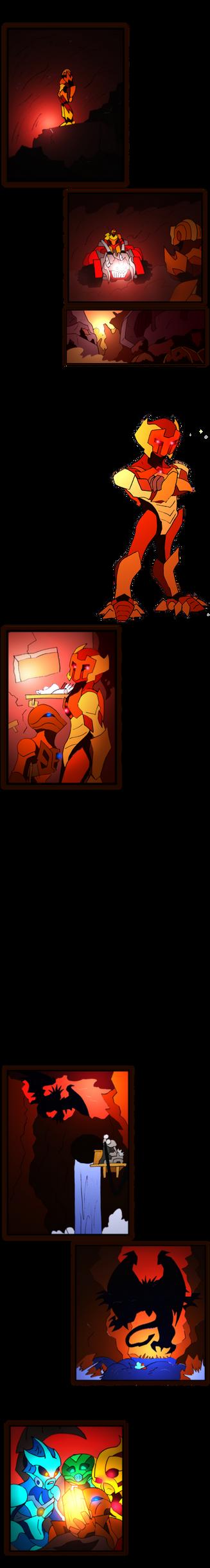 Bionicle- Nova Orbis- Mystery- Chapter 9 by NickinAmerica