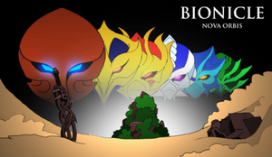 Bionicle- Nova Orbis- Wave 2 poster