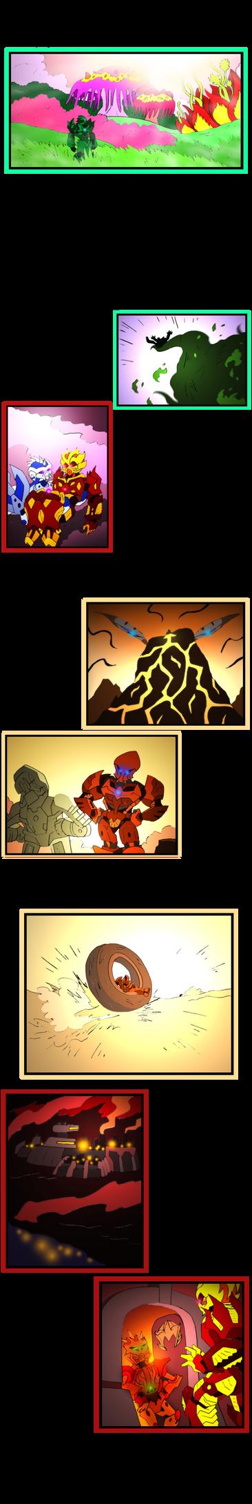 Bionicle- Nova Orbis- Mystery- Chapter 13 by NickinAmerica
