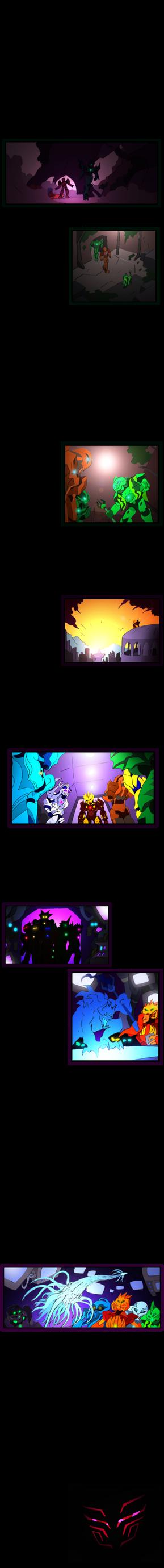 Bionicle- Nova Orbis- Mystery- Chapter 15