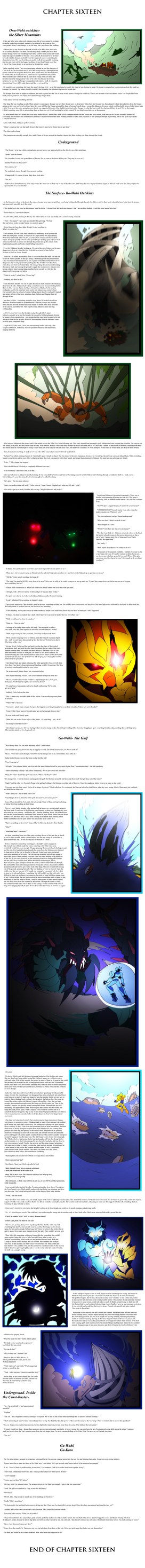 Bionicle- Nova Orbis- Mystery- Chapter 16